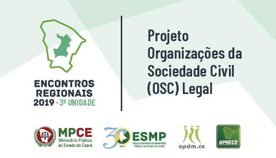 Projeto OSC Legal - Quixadá/CE