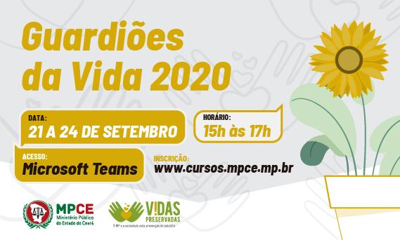 GUARDIÕES DA VIDA 2020