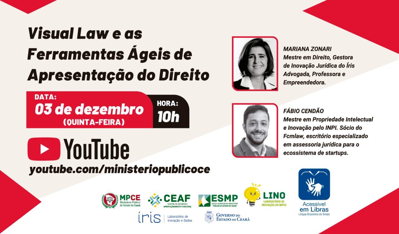 VISUAL LAW E AS FERRAMENTAS ÁGEIS DE APRESENTAÇÃO DO DIREITO