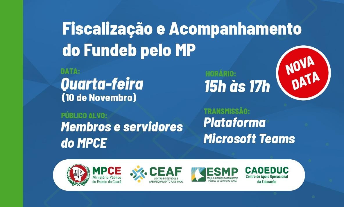 FISCALIZAÇÃO E ACOMPANHAMENTO DO FUNDEB PELO MP